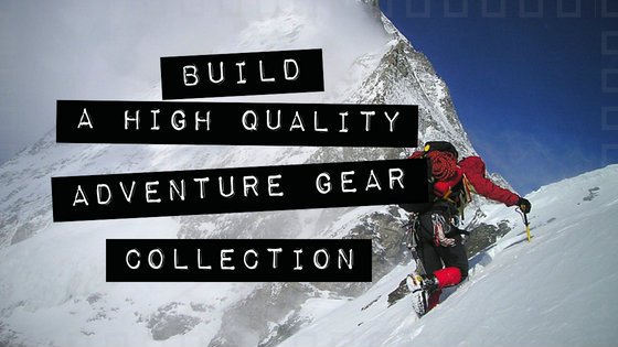Build a high quality gear list following these simple steps.