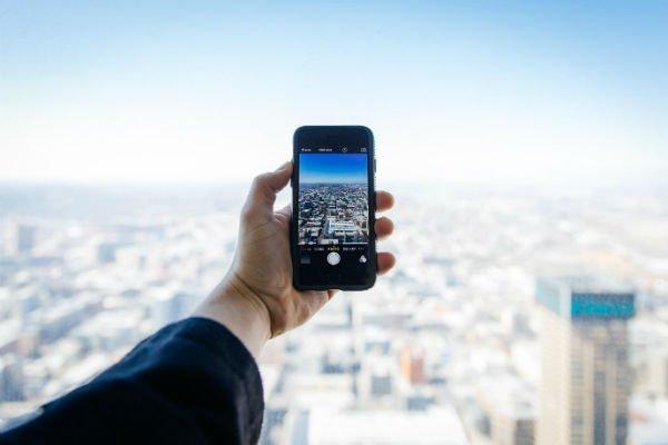 Camera Travel App