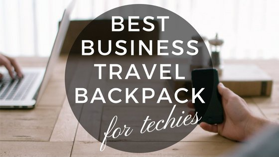 Business travel doesn't have to be difficult. Check out our top pick for the best business travel backpack for techies.