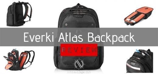 Everki Atlas Backpack Review