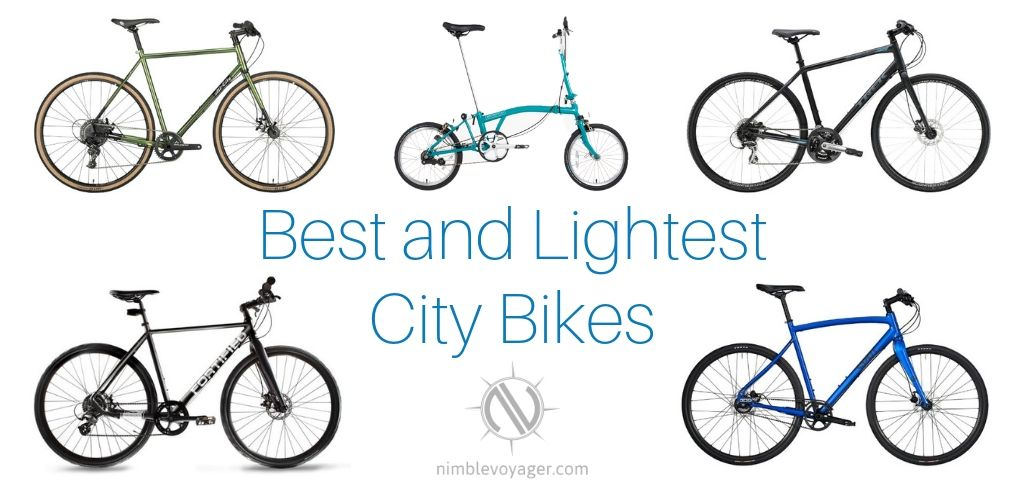 Best and Lightest City Bikes