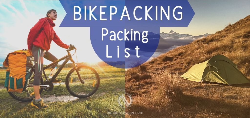 Bikepacking Packing List