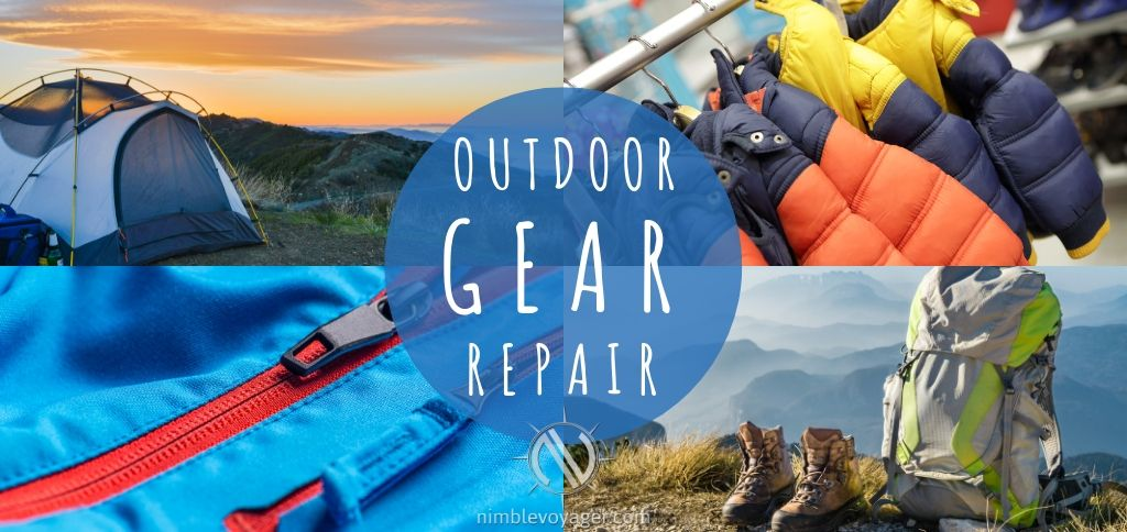 Outdoor Gear Repair